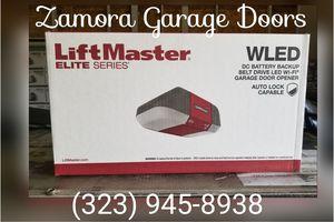 Garage door opener Belt 7ft rail for Sale in Long Beach, CA