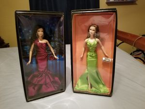 Gold Label Barbies for Sale in Leander, TX