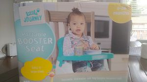 Portable Booster Seat****never used for Sale in Norfolk, VA
