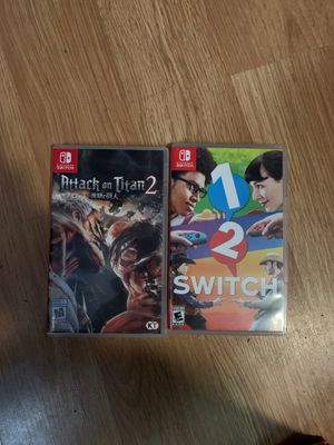 Nintendo switch games for Sale in Altadena, CA