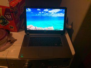 Chromebook for sale (READ DESCRIPTION POSSIBLE TRADE) for Sale in Buckeye, AZ