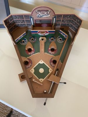 Vintage/ Antique Baseball Pinball Machine! for Sale in Julian, CA