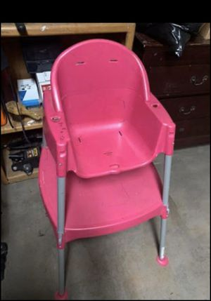Kids table with chair for Sale in Phoenix, AZ