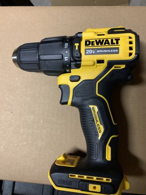 20 v hammer drill dewalt atomic brushless for Sale in Justice, IL
