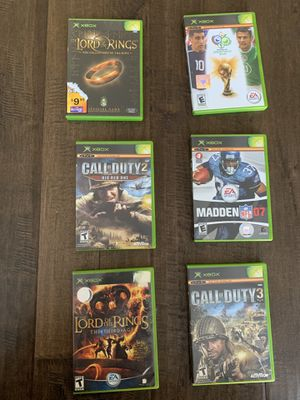 Xbox 360 Games for Sale in Brentwood, CA