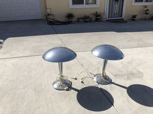 Beautiful Vintage Desk Lamps for Sale in Los Angeles, CA