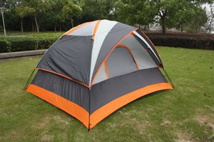 Waterproof Double Layer Outdoor 3 Person Camping Family Tent for Sale in Norcross, GA