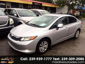 2012 Honda Civic for Sale in Fort Myers, FL