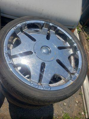 20 inch rims for Sale in Stratford, CT