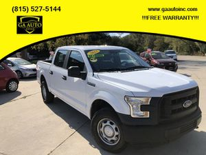 2015 Ford F150 SuperCrew Cab for Sale in Woodstock, IL