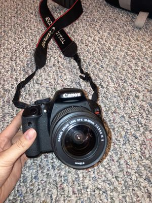 Canon Rebel EOS T3i Kit for Sale in Boston, MA