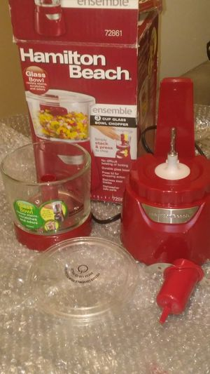 Food processor for Sale in Rancho Cucamonga, CA