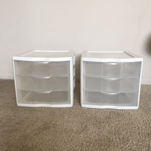 Drawer Storage Containers for Sale in Menifee, CA