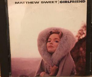 Matthew Sweet Girlfriend CD not LP vinyl record album for Sale in Austin, TX