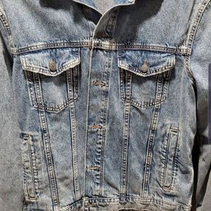H&M Angel Jean Jacket for Sale in Tustin, CA