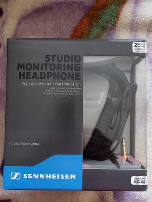 Sennheiser studio monitoring headphones for Sale in Chandler, AZ