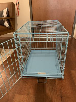 Metal dog crate for Sale in Seattle, WA