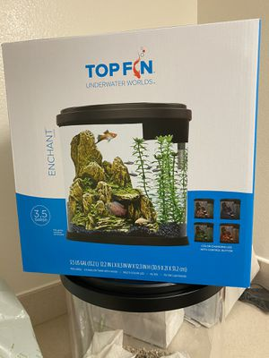 3.5 gal fish tank for Sale in San Diego, CA