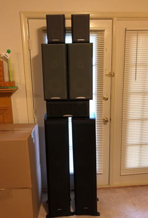 Sony Home surround speakers, plus 10 inch Sony sub for Sale in Gambrills, MD