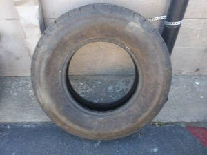 235/80/16 trailer tire with good tread for Sale in East Los Angeles, CA