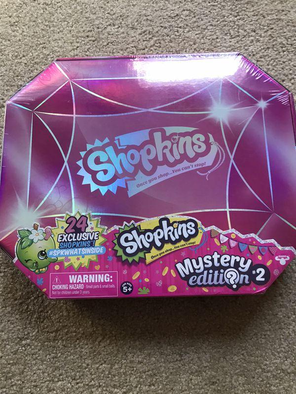 Shopkins Mystery Edition #2