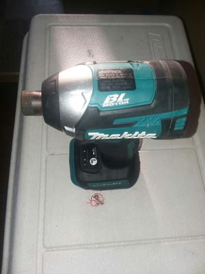 New makita XDT 14 Z 18 v lithium-ion brushless cordless 3- speed impact drive tool only for Sale in Hyattsville, MD