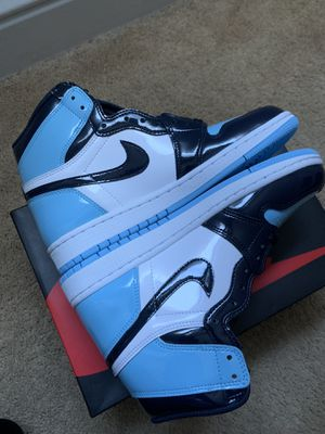 Air Jordan Unc Blue Chill Size woman's size 7 (5.5 men's) for Sale in Hayward, CA