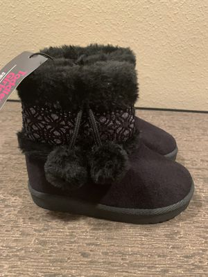 BRAND NEW 8c toddler girl boots $6 for Sale in Pasadena, TX