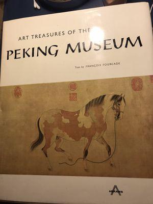 Art Treasures of the Peking Museum for Sale in San Dimas, CA