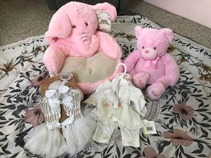 Baby girl newborn NWT lot for Sale in Fort Lauderdale, FL