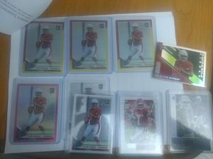 9 card lot of 2019 Donruss Optic /panini KYLER MURRAY for Sale in Marion, KY