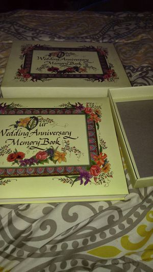 Wedding book new REDUCED for Sale in Knoxville, TN