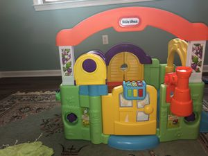little tikes kids garden play toy set for Sale in Jenkintown, PA
