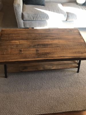 Coffee and side table for Sale in OR, US