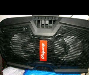 Led Loud Ridgeway Bluetooth Speaker for Sale in Philadelphia, PA