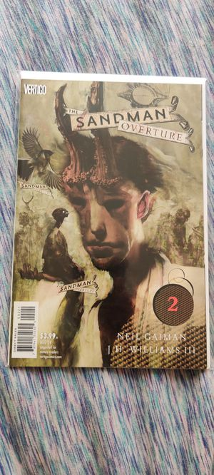 The Sandman Overture #2 Vertigo Comics for Sale in Bell, CA