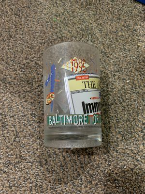 Collectable Glass 1995 for Sale in Elkridge, MD