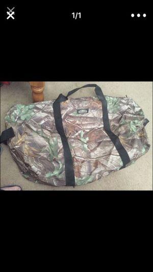 Fieldline Camo Large Duffle Bag for Sale in Smyrna, TN