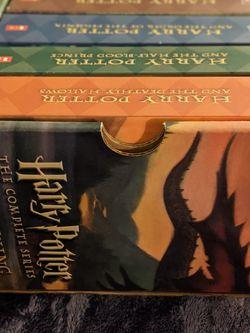 Harry Potter Books for Sale in Chula Vista,  CA