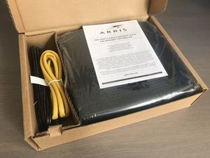 ARRIS TM1602 Cable modem for Sale in Chicago, IL