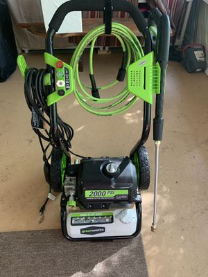 Pressure washer electric for Sale in Homosassa, FL