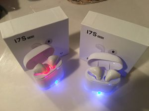 New wireless earbuds Apple or Android for Sale in Little Rock, AR