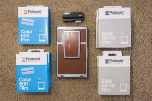MiNT SLR670-S Polaroid camera with film packs for Sale in Cleveland, OH