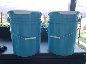 Planter buckets for Sale in Lemon Grove, CA