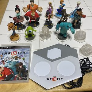 PS3 Disney Infinity Set for Sale in Winter Springs, FL