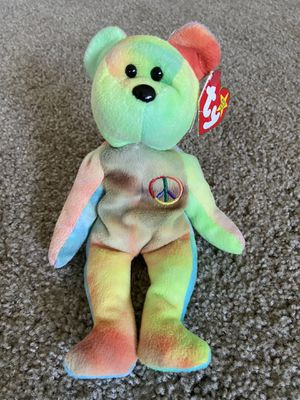 Peace Beanie Baby from 1996 for Sale in Manassas, VA