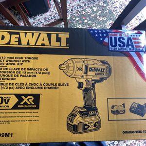 Dewalt Impact 20v XR NIB for Sale in Ruskin, FL