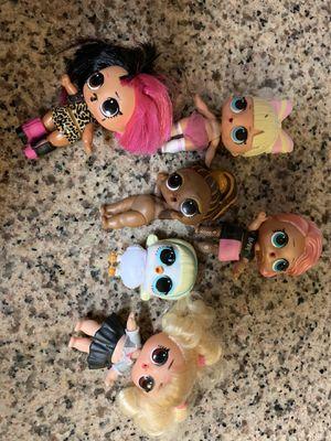 LOL dolls for Sale in Fresno, CA