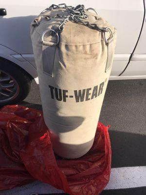 Punching bag for Sale in Mountlake Terrace, WA