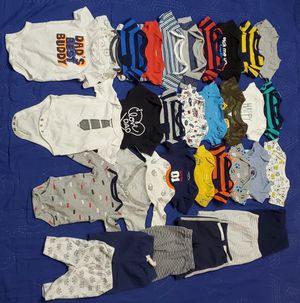 Huge lot of clothes for Newborn baby boy 👶 for Sale in Lockport, NY